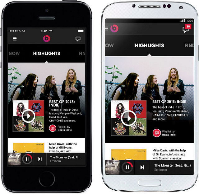 "alt=""Beats Music Highlight"""