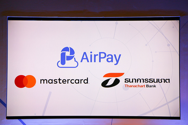 AirPay จับมือมาสเตอร์การ์ดและธนาคารธนชาต เปิดตัว AirPay Card