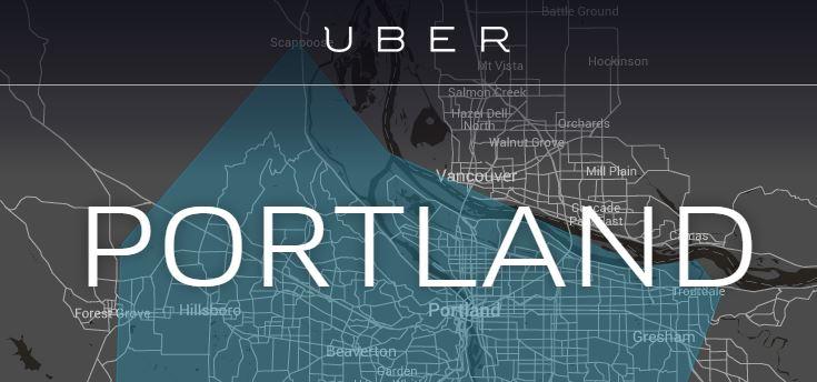 Uber เปิดบริการในพอร์ตแลนด์แม้ผิดกฎหมาย ตัวแทนเมืองประกาศเจอ