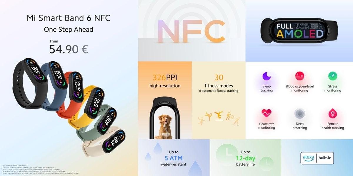 "alt=""Mi Smart Band 6 NFC"""