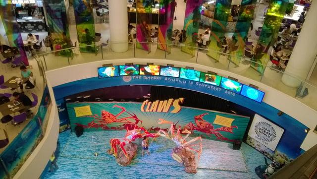"alt=""Siam Ocean World taken by Lumia 925"""