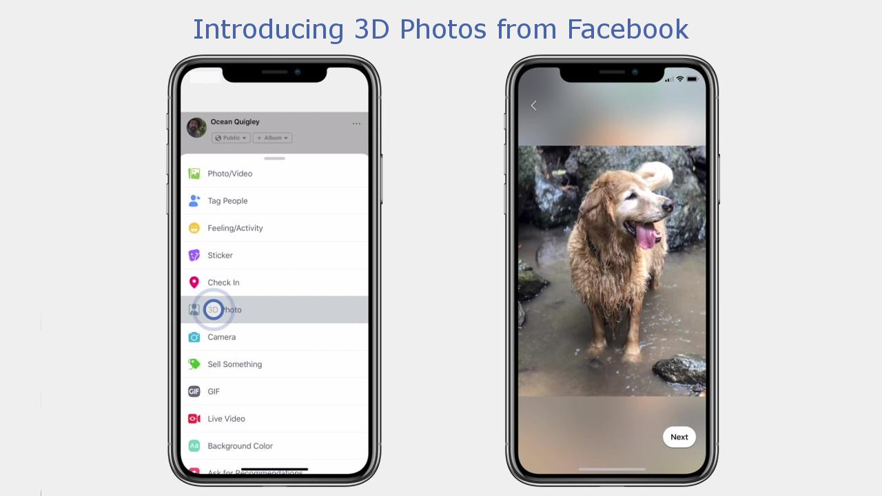 """alt=""""Facebook 3D Photos"""""""