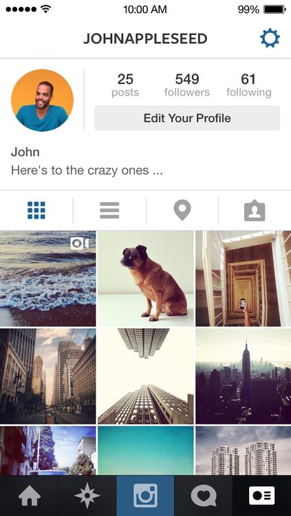 """alt=""""Instagram iOS 7"""""""
