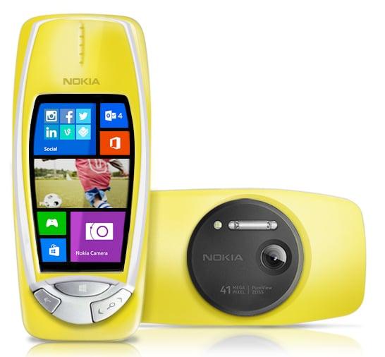 """alt=""""Nokia 3310 PureView"""""""