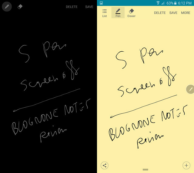 "alt=""Galaxy Note 5 Software"""