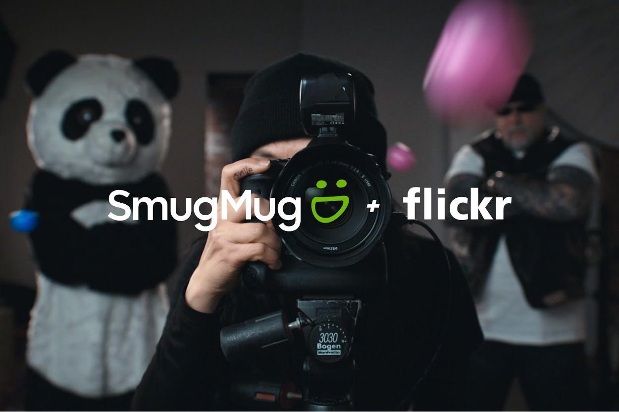 SmugMug x Flickr