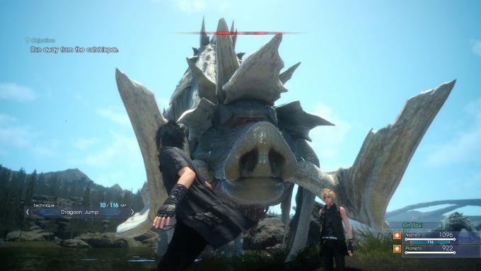 Square Enix ออก Final Fantasy XV: Episode Duscae เวอร์ชัน 2.0 แล้ว