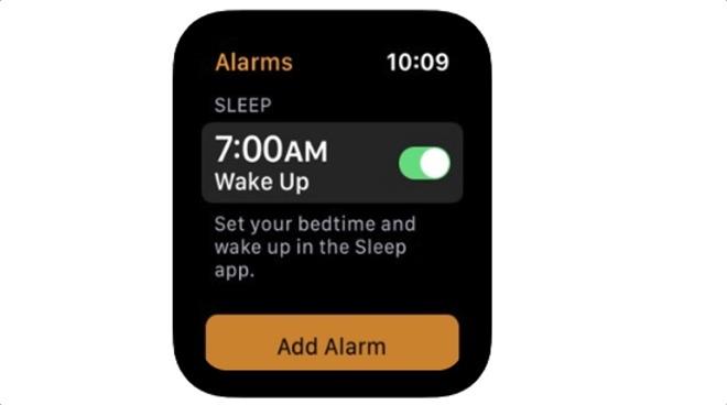"alt=""Alarms in Apple Watch"""