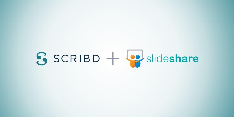 """alt=""""Scribd x SlideShare"""""""