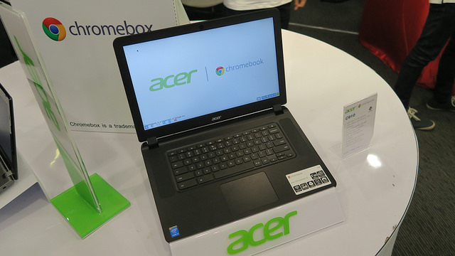 "alt=""Acer Chromebook in Thailand"""