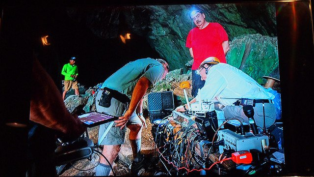 "alt=""DJI Drones in World's Largest Cave"""