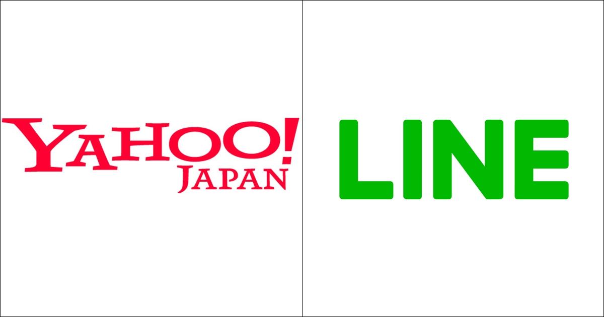 Yahoo Japan x LINE