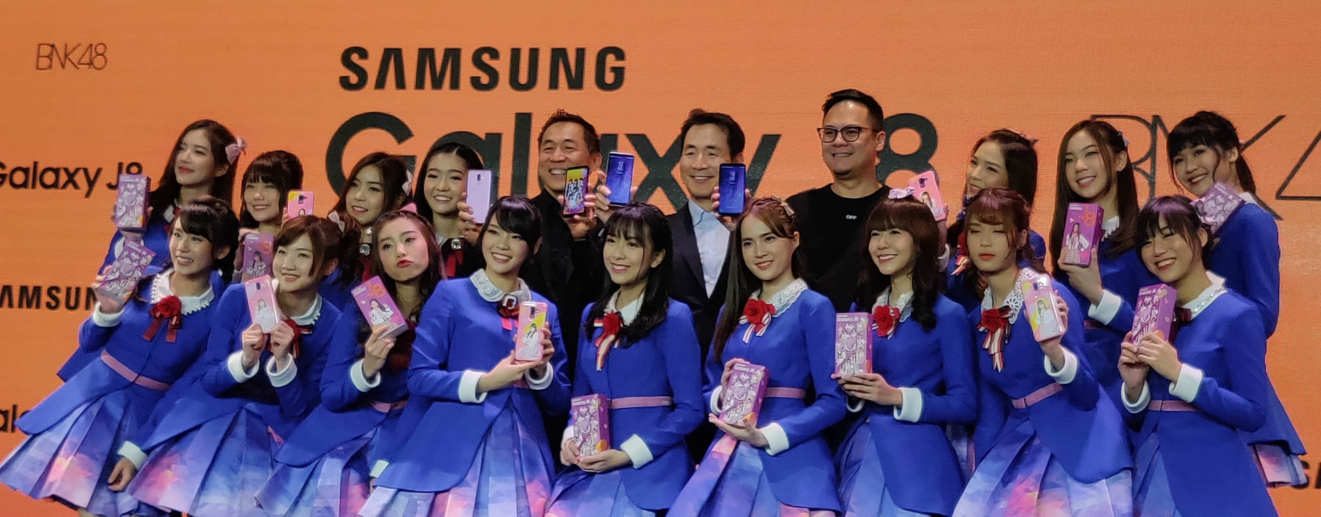 "alt=""Samsung Galaxy J8"""