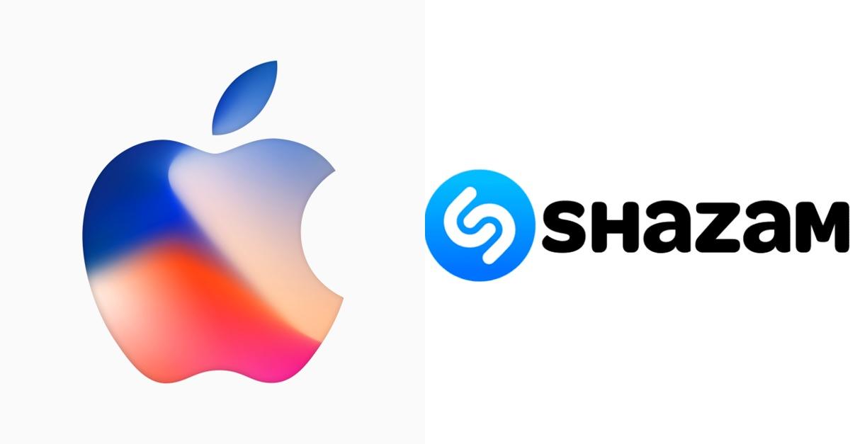 Apple x Shazam