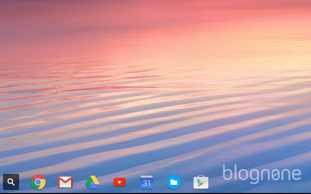 ลองเล่นคุณสมบัติใหม่ของ Chrome OS เมื่อ Chrome OS รันแอพ