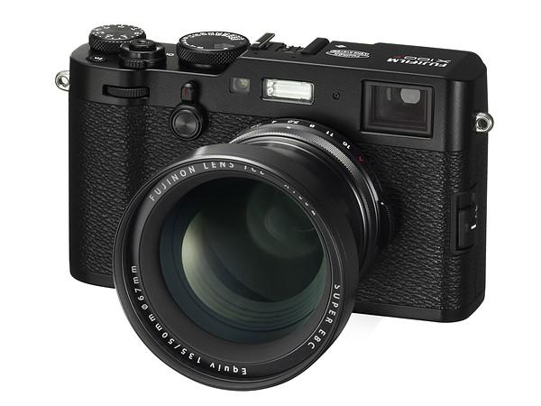 Fujifilm X100F Joystick