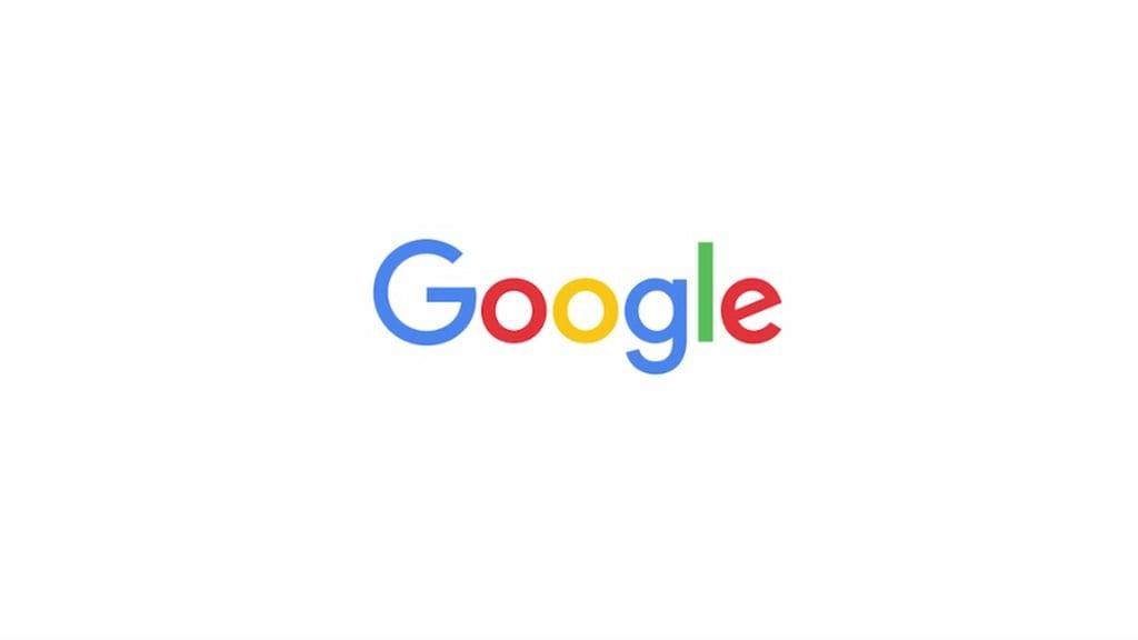 Google เปลี่ยนโลโก้ครั้งใหญ่