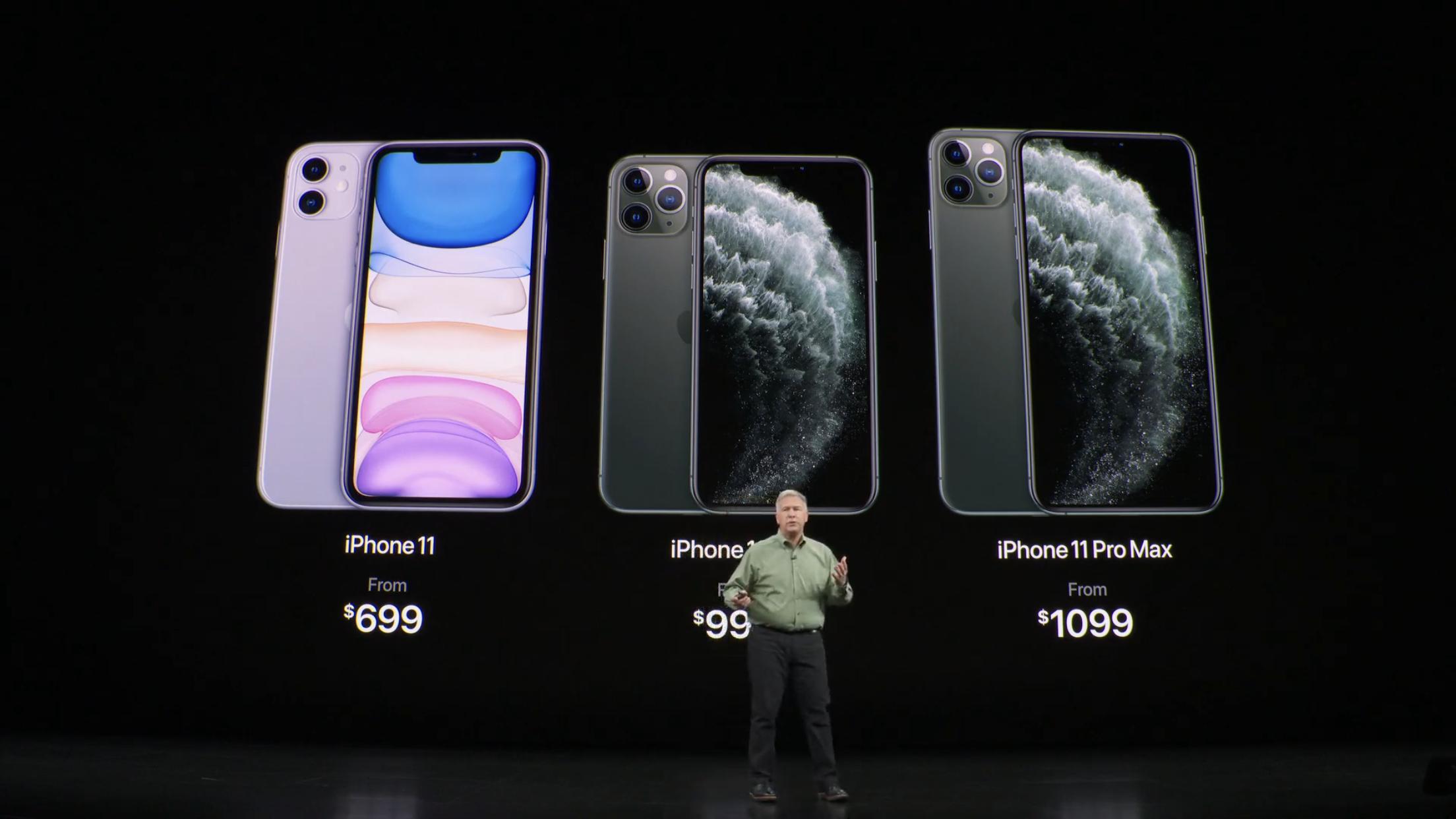 "alt=""iPhone 2019 Product Line"""