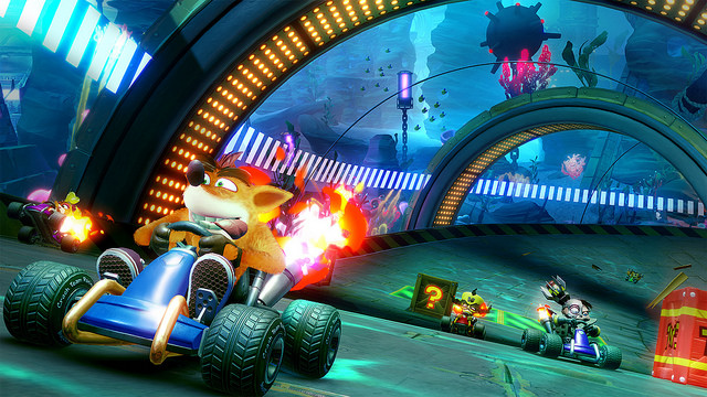 "alt=""Crash Team Racing Nitro-Fueled"""