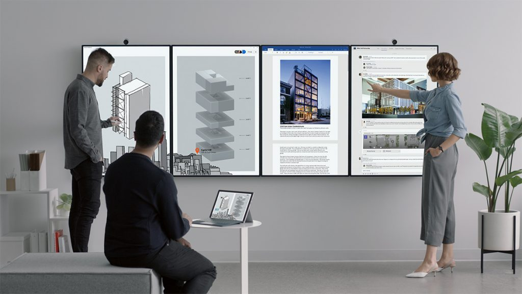 "alt=""Surface Hub 2"""
