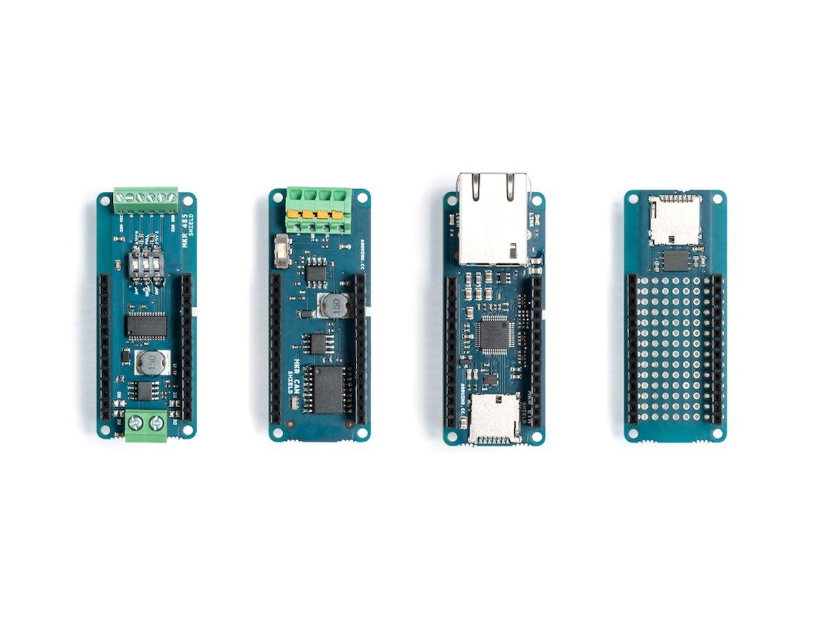 Arduino เปิดตัวบอร์ด MKR ชุดใหม่ รองรับ NB-IoT แล้ว   techfeedthai