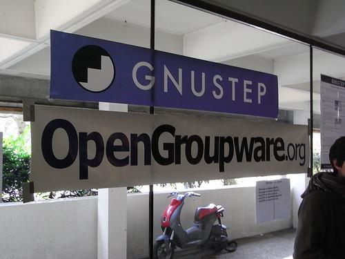 "alt=""GNUSTEP, OpenGroupware"""