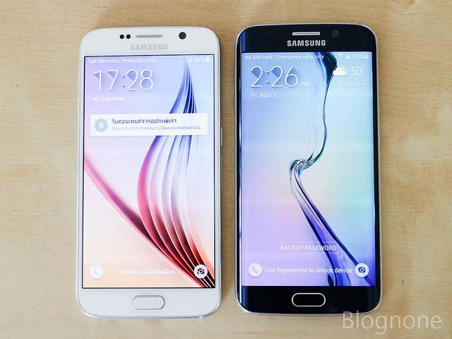รีวิว Galaxy S6 และ Galaxy S6 edge มือถือที่ซัมซุงควรทำได้แบบนี้ตั้ง