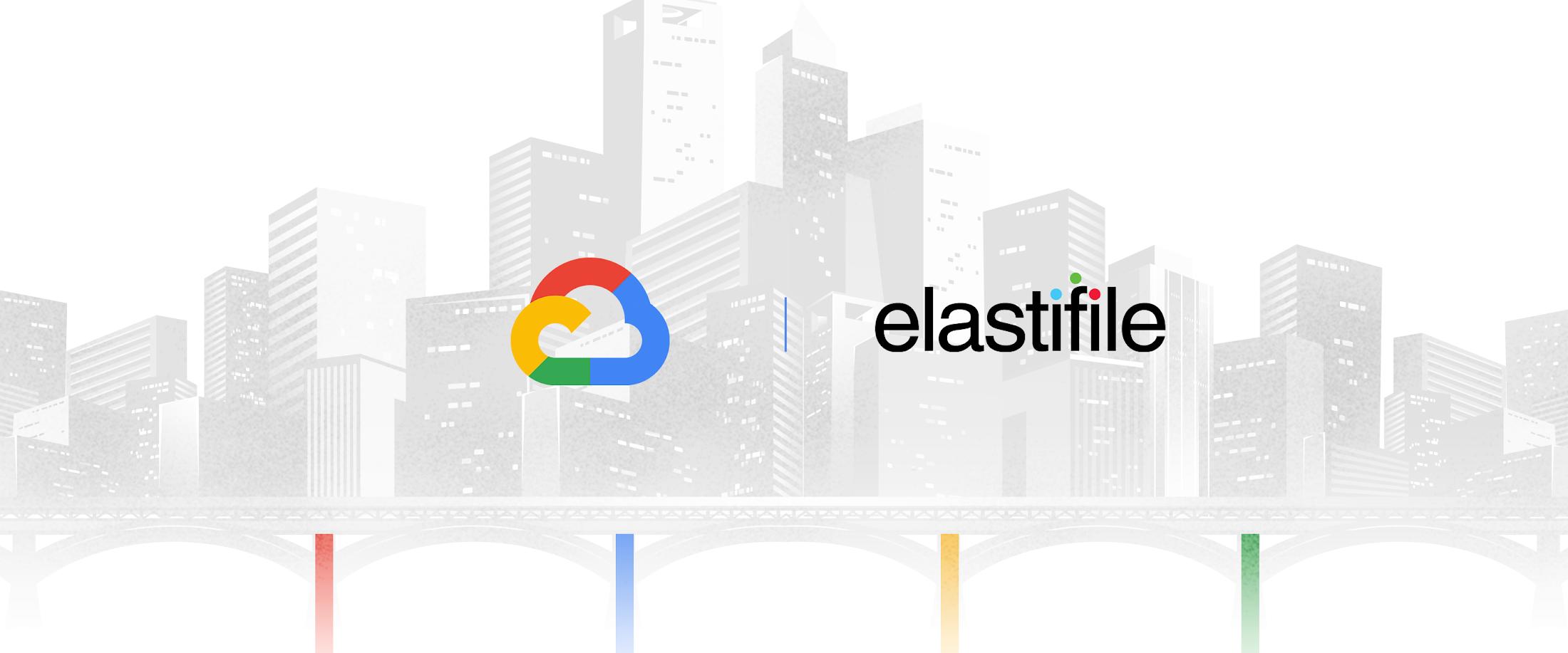 "alt=""Google x Elastifile"""