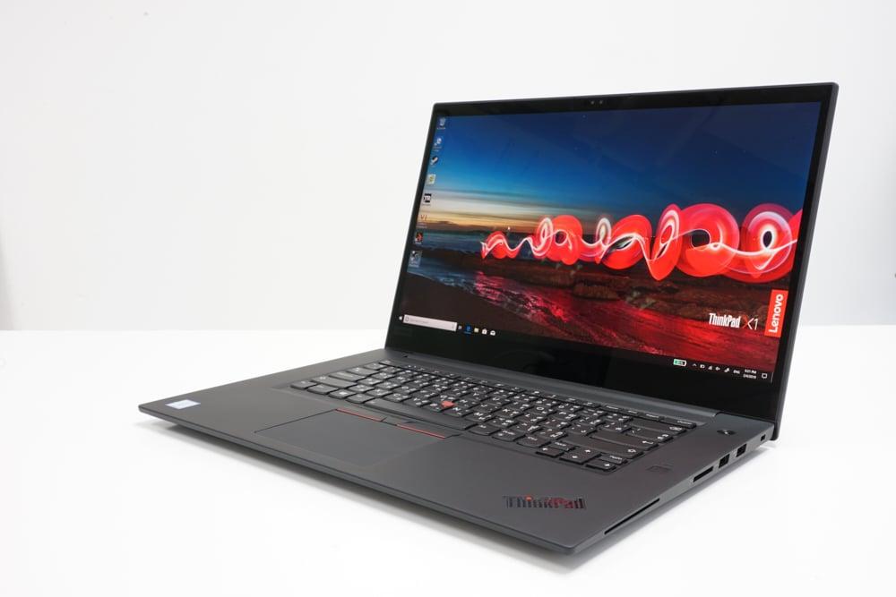 รีวิว ThinkPad X1 Extreme ครั้งแรกของซีรีส์ X1 ที่ใช้หน้าจอ 15 นิ้ว และจีพียู GeForce | Blognone