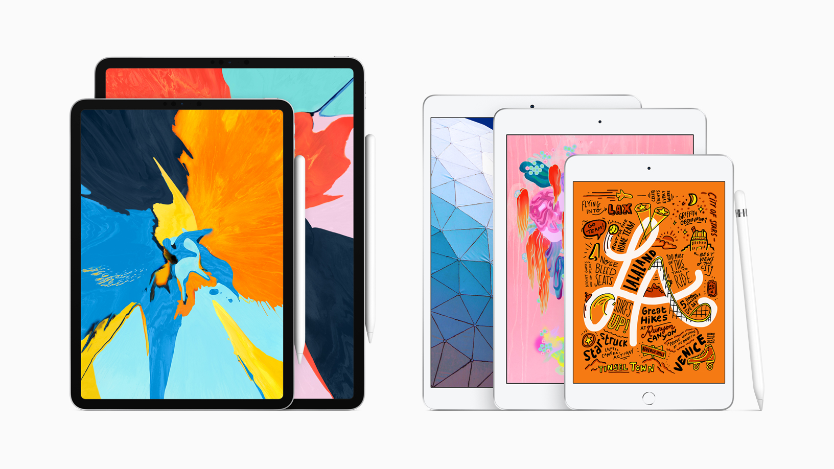 "alt=""All iPad Line Up 2019"""