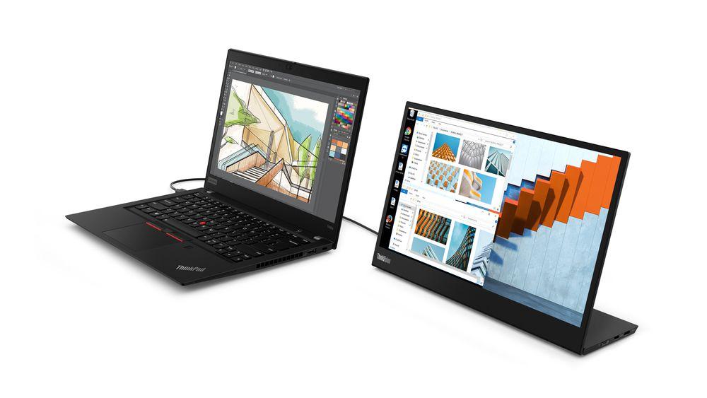 "alt=""Lenovo ThinkVision M14"""