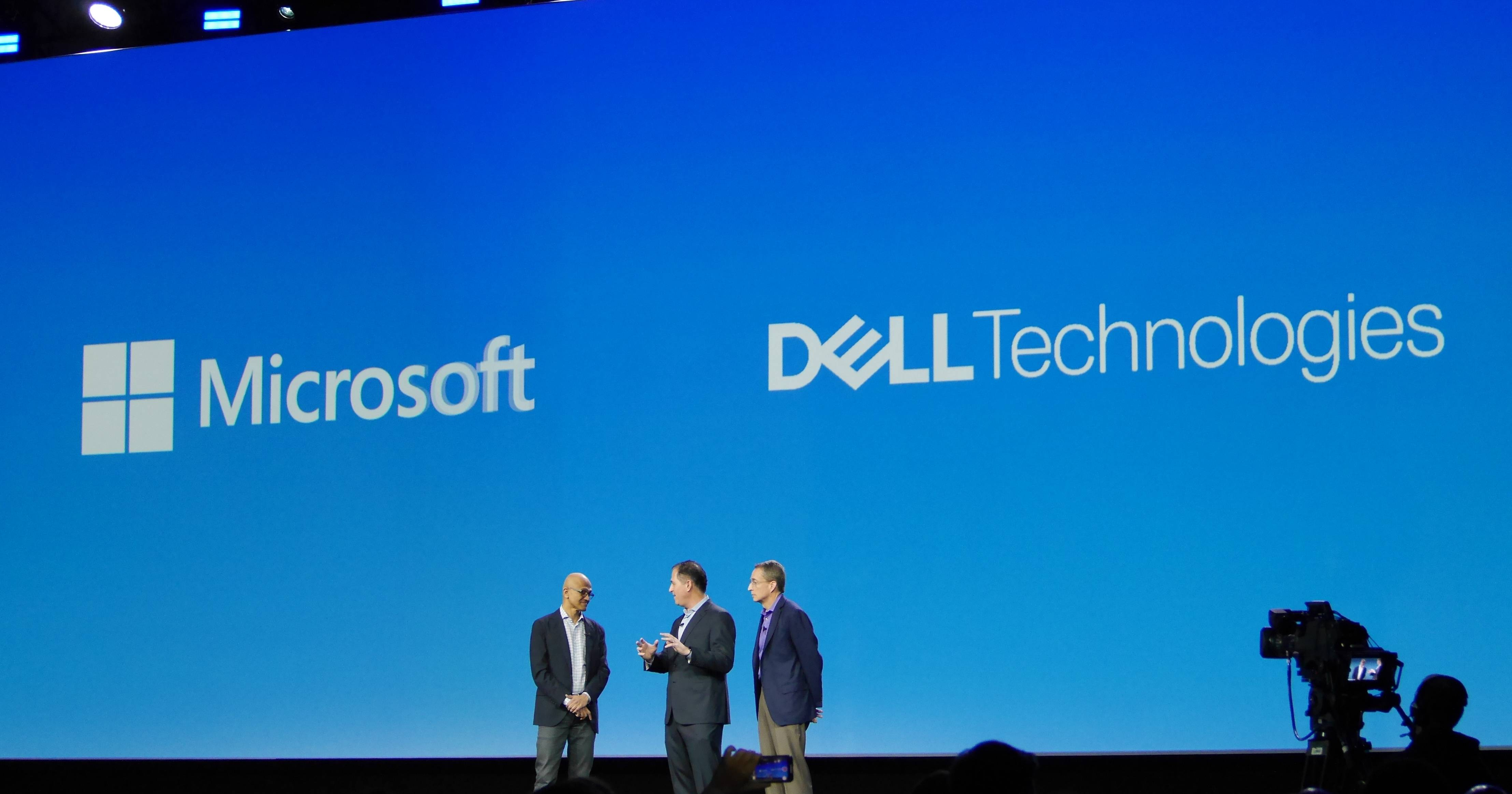 "alt=""Dell x Microsoft in Azure VMware Solutions"""