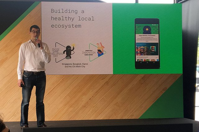 Google Play Playtime 2017 กับการเสริมพลังให้นักพัฒนาแข็งแรง
