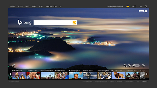 "alt=""Bing Home Page with New Logo"""
