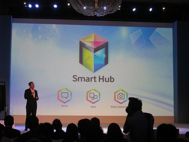 "alt=""Samsung Smart Hub"""