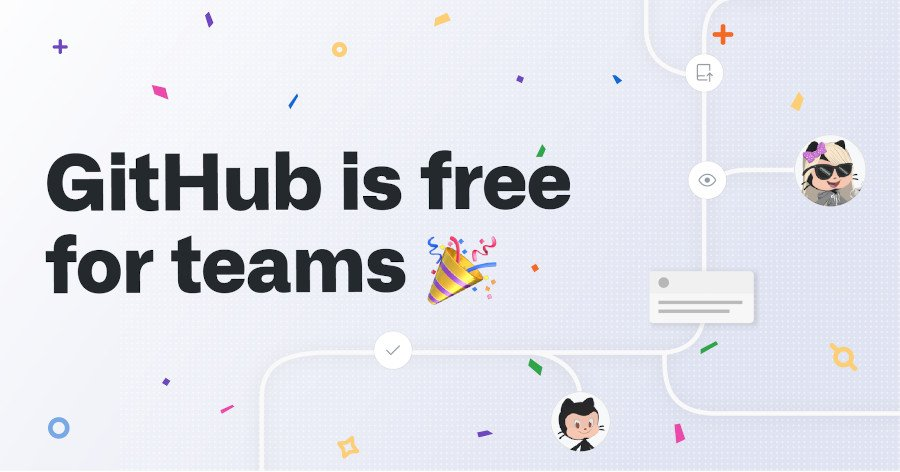 """alt=""""GitHub is now free for teams"""""""