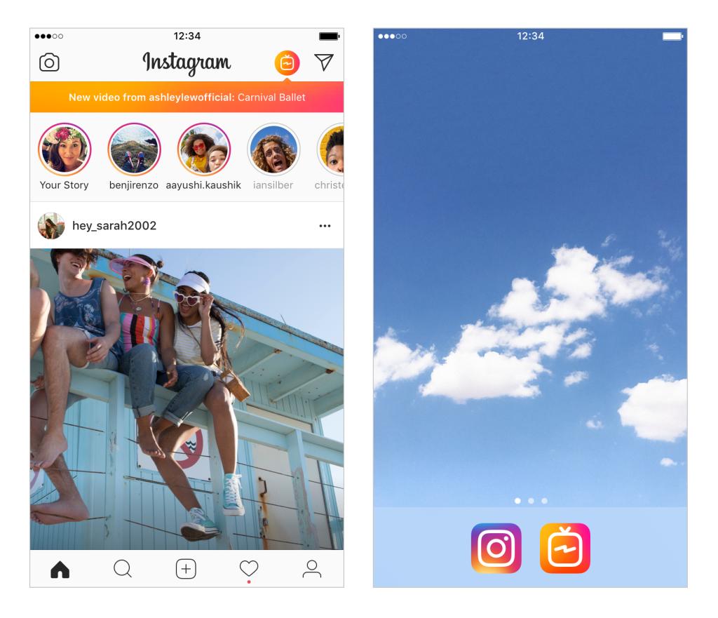 IGTV อาจเป็นฟีเจอร์แรกของ Instagram ที่แป้ก เหตุผู้ผลิตคอนเท