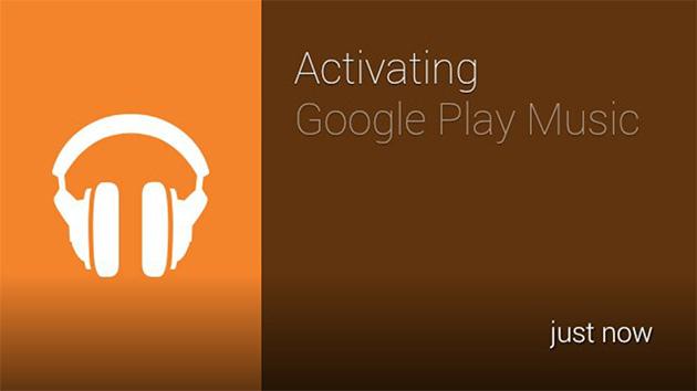 "alt=""Google Play Music on Google Glass"""