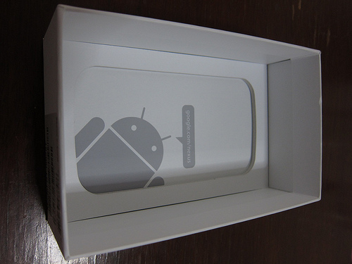 "alt=""Nexus S - Unbox"""
