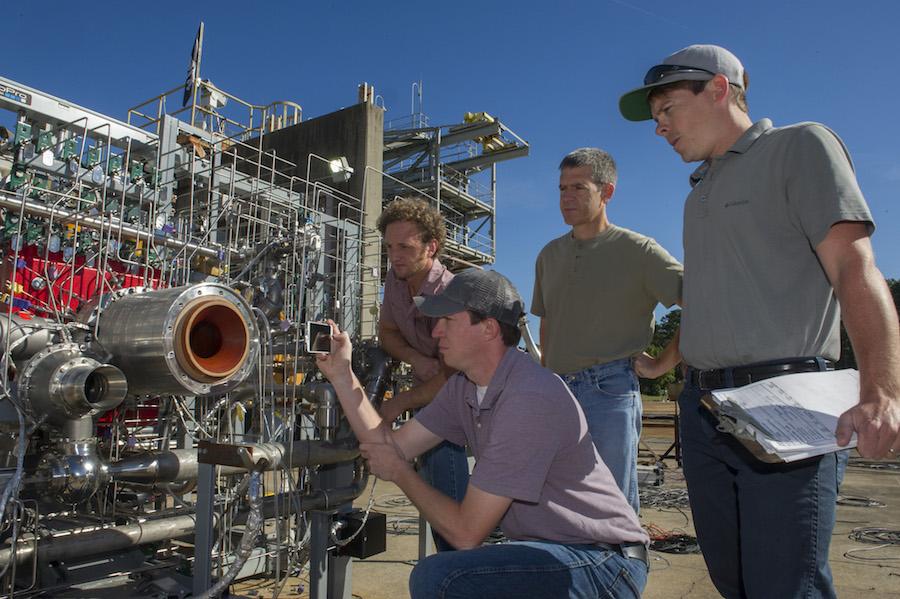 """alt=""""3D Printing Rocket Engine Testing"""""""