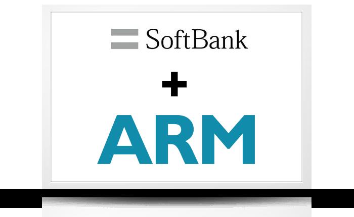 SoftBank + Arm