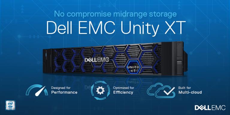 """alt=""""Dell EMC Unity XT"""""""