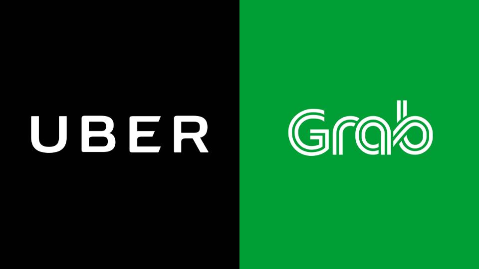 Uber & Grab