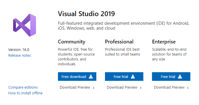 Visual Studio 2019 ออกตัวจริงบนพีซี-แมค, เขียนโค้ดร่วมกันได้