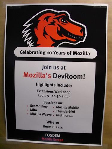 "alt=""Mozilla poster @ FOSDEM"""