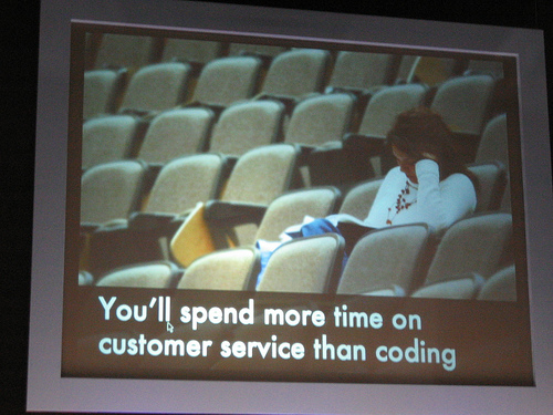 "alt=""You'll spend more time on customer service"""