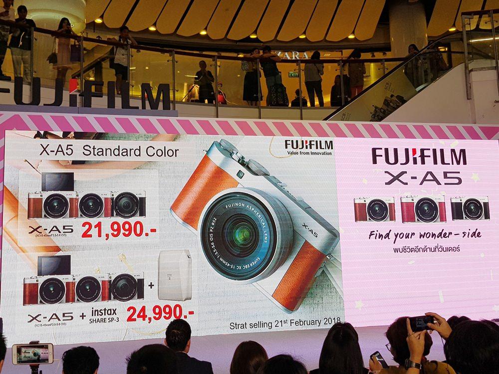 """alt=""""Fujifilm X-A5"""""""