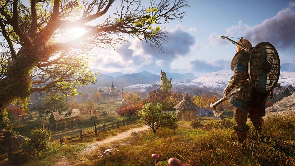 Ubisoft ยืนยัน Assassin's Creed Valhalla เลือกเพศตัวเอกได้ทั้งชายและหญิง | Blognone