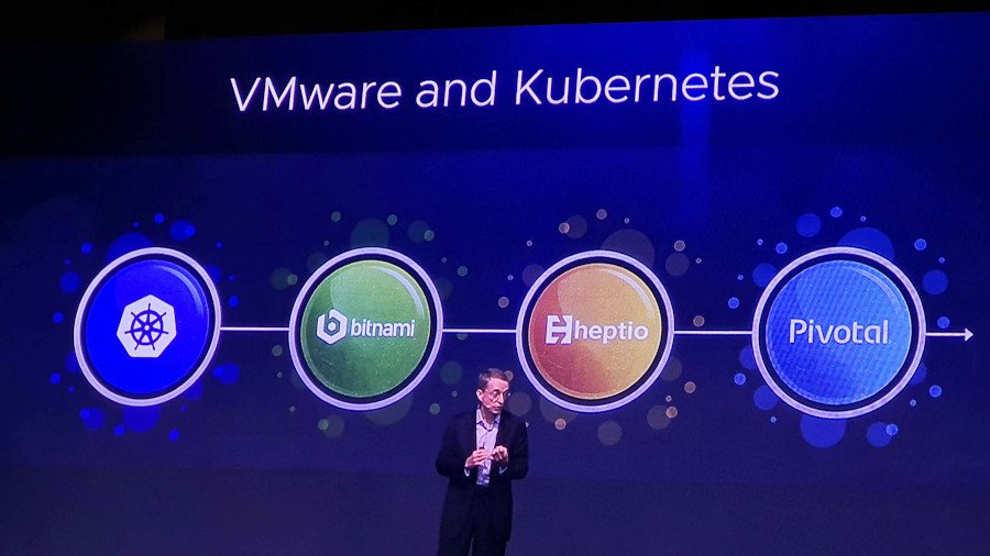 VMware กับการเปลี่ยนผ่านจากยุค Virtualization สู่โลกยุค Container และ Kubernetes | Blognone