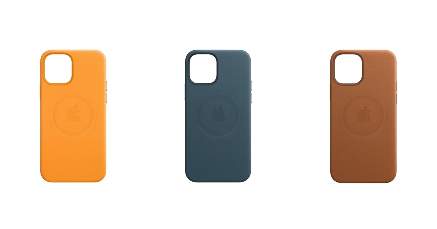 "alt=""iPhone 12 Leather Cases"""